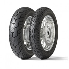 DUNLOP Custom Touring - D404 - 150/90-15 [74H] [Wide White Wall] [spate]