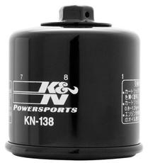 K&N - FILTRU ULEI KN138