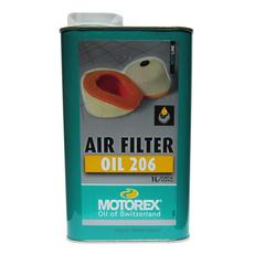 MOTOREX - AIR FILTER OIL 206 - 1L