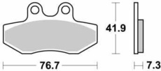 SBS - PLACUTE STREET CERAMIC - 817HF = 186HF
