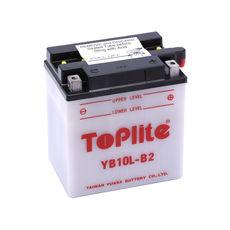 TOPLITE YUASA - YB10L-B2 (CU INTR., NU INCL. ACID)