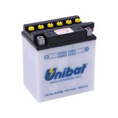 UNIBAT - CB10LB2-SM (YB10L-B2) (CU INTRETINERE, INCLUDE ACID)