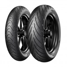 METZELER SCOOTER HIGH-PERF. - ROADTEC SCOOTER - 110/70-12 [47P] [fata/spate]