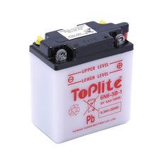 TOPLITE YUASA - 6N6-3B-1 (CU INTR., NU INCL. ACID)