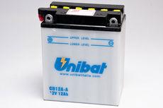 UNIBAT - CB12AA (YB12A-A) (CU INTRETINERE, INCLUDE ACID)