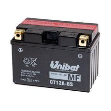 UNIBAT - CT12A-BS (YT12A-BS) (FARA INTRETINERE, INCLUDE ACID)