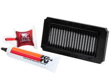 K&N - FILTRU AER SPORT YA-8083 - YAMAHA PW80 83-08