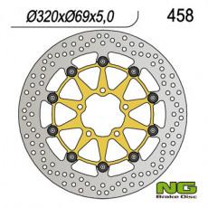 NG - DISC FRANA NG458001 / NG458 - GSXR 600 / 750 / TL1000