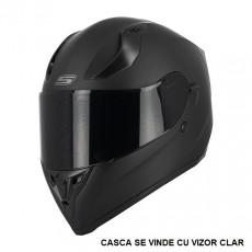 SIFAM - Casca Full-face S-LINE S441 VENGE - NEGRU MAT, S