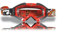 ARIETE - OCHELARI - RIDING CROWS TOP RED BLACK