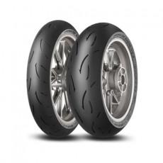 DUNLOP - SET SPORTMAX GP RACER D212: 120/70-17 (58W) M + 180/55-17 (73W) E (DU634635 + DU634638)