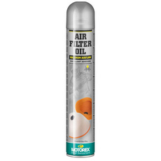 MOTOREX - AIR FILTER OIL SPRAY - 750ML