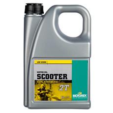 MOTOREX - SCOOTER 2T - 4L