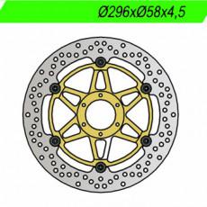 NG - DISC FRANA NG693 - HORNET 600'00-06