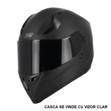 SIFAM - Casca Full-face S-LINE S441 VENGE - NEGRU MAT, L