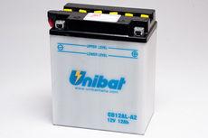 UNIBAT - CB12ALA2-SM (YB12AL-A2) (CU INTRETINERE, INCLUDE ACID)