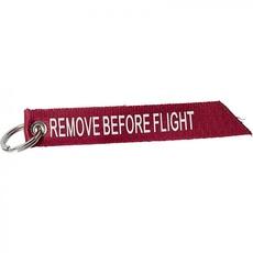 """BRELOC CHEI """"Remove Before Flight"""""""