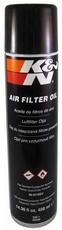 K&N - AIR FILTER OIL 99-0516EU - SPRAY 408 ML