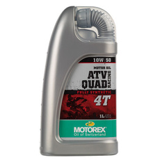 MOTOREX - ATV QUAD RACING 10W50 - 1L