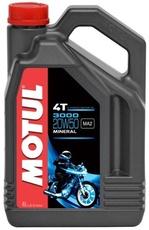 MOTUL - 3000 20W50 4L