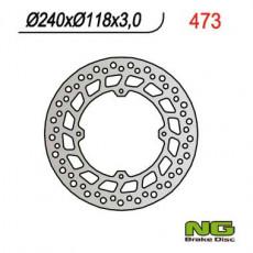 NG - DISC FRANA NG473 - XR250 / 400 / 500 / 600