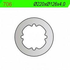 NG - DISC FRANA NG706 - HUSQVARNA 125 / 630 '97-'12