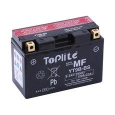 TOPLITE YUASA - YT9B-BS/YT9B-4 (FARA INTR., INCL. ACID)