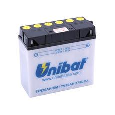 UNIBAT - 12N20AH-SM (BMW) (CU INTRETINERE, INCLUDE ACID)