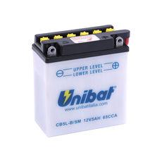 UNIBAT - CB5LB-SM (YB5L-B) (CU INTRETINERE, INCLUDE ACID)