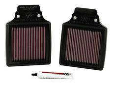 K&N - FILTRU AER SPORT KA-1299-1 - KAWASAKI ZX12R NINJA 00-06 (2 PER BOX)