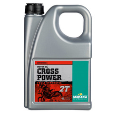 MOTOREX - CROSS POWER 2T - 4L