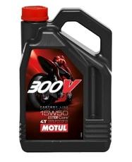MOTUL - 300V 15W50 4L