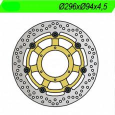 NG - DISC FRANA NG643 - HORNET 900 / CBR 600F'01-