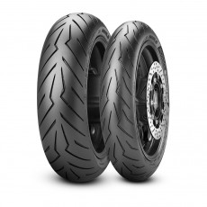 PIRELLI SCOOTER HIGH-PERF. - DIABLO ROSSO SCOOTER - 130/70-12 [62P] [spate]