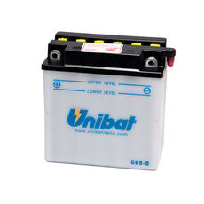 UNIBAT - CB9B-SM (YB9-B) (CU INTRETINERE, INCLUDE ACID)