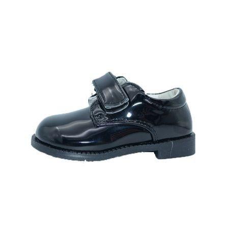 Pantofi ortopedici piele baieti