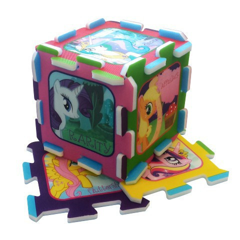 Covor Puzzle burete My Little Pony