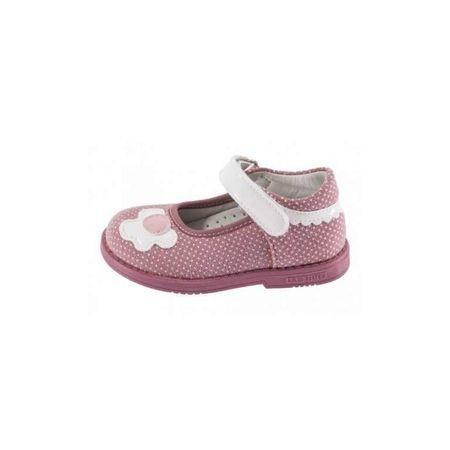 Pantofi ortopedici copii, piele, talonet