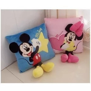Set 2 perne de plus 3 D, Mickey&Minnie