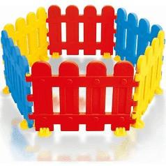 Gardulet de plastic colorat