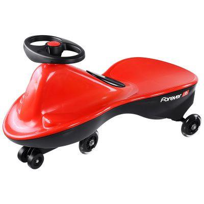 Masinuta pentru copii Forever Twist Car, rosu