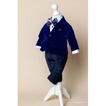 Costum Ralph bleumarin