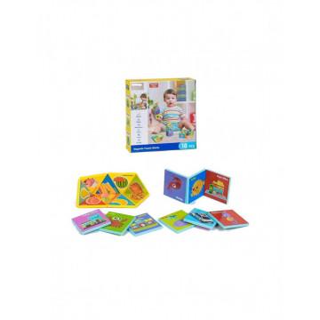 Joc magnetic tip Puzzle 3D 18 piese