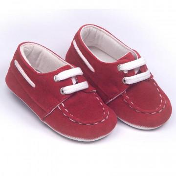 Pantofi eleganti bebe, culoare rosu