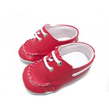 Pantofi eleganti bebe, rosii
