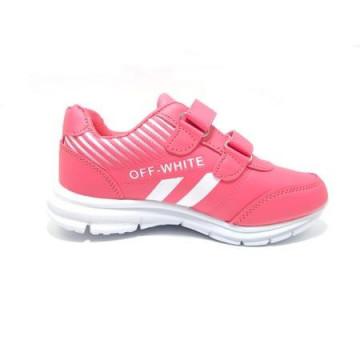 Pantofi sport fete, roz deschis, talpa usoara