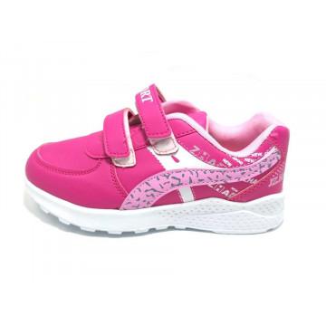 Pantofi sport fete, talpa usoara, piele ecologica, 31-36
