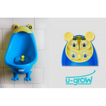 Pisoar Baieti Albastru U-GROW U6816-B