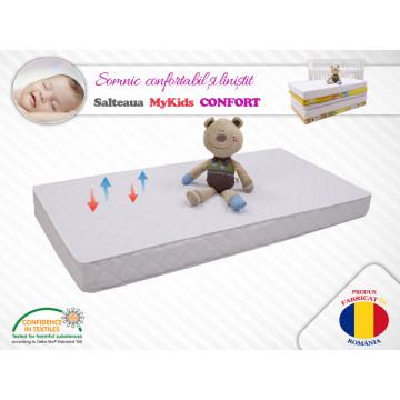 Saltea copii MyKids Cocos Confort I 120x60x8 (cm)