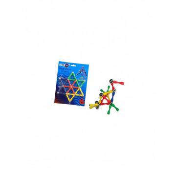 Set constructie Magnetic 37 piese Magnetspiel